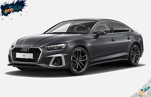 Audi A5 Sportback Daytona Gray Pearlescent