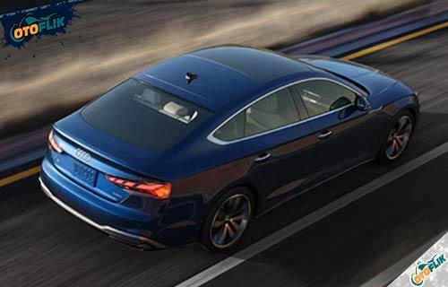 Dapur Pacu Audi A5 Sportback