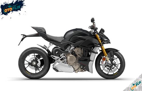 Ducati Streetfighter V4S Dark Stealth