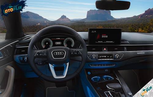 Fitur Audi A5 Sportback