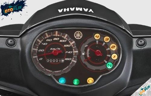 Fitur Yamaha Vega Force