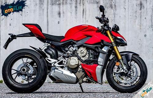Harga Ducati Streetfighter V4S