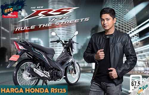 Harga Honda RS125 Terbaru dan Review Spesifikasi