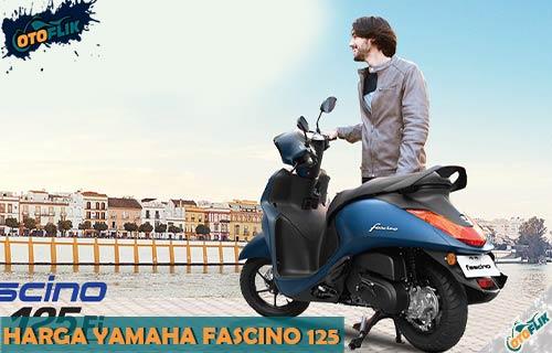 Harga Yamaha Fascino 125