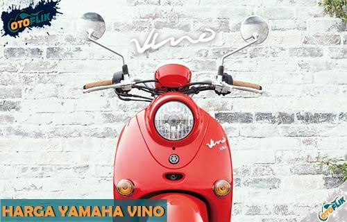 Harga Yamaha Vino dari Review Spesifikasi dan Fitur