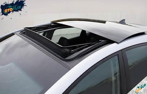 Komponen Sunroof Mobil