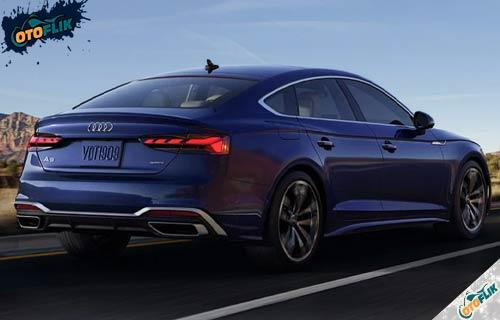 Review Audi A5 Sportback