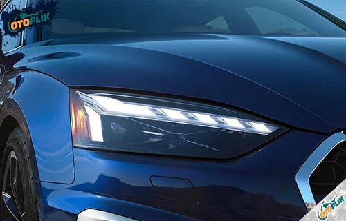 Tampilan Depan Audi A5 Sportback