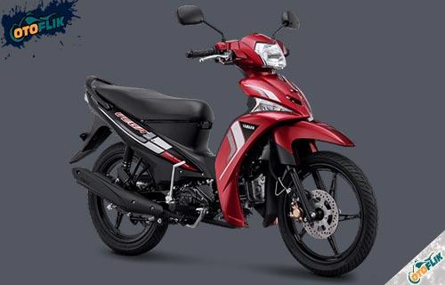Yamaha Vega Force Metallic Red