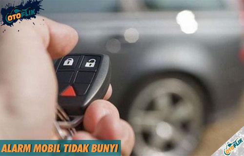 Alarm Mobil Tidak Bunyi Penyebab dan Cara Mengatasi