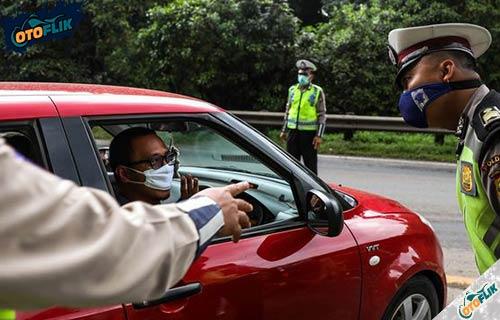 Aturan Perjalanan PPKM Darurat Mobil Pribadi