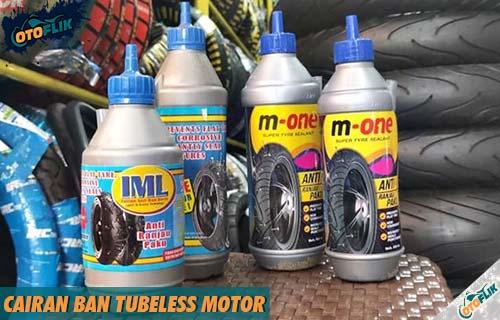 Cairan Ban Tubeless Motor dari Fungsi Kelebihan dan Kekurangan serta Harga
