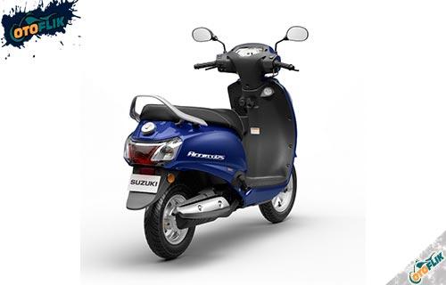 Desain Suzuki Access 125