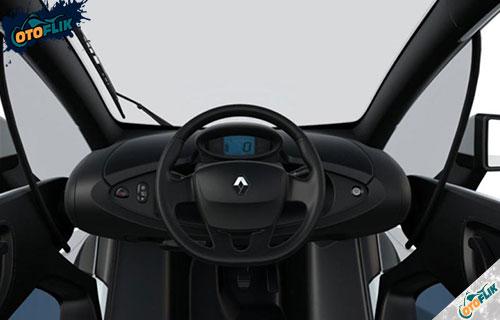 Fitur Renault Twizy