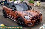 Harga Mini Cooper Bekas Semua Tipe Terlengkap