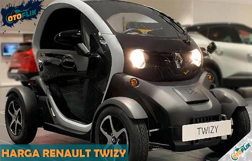Harga Renault Twizy Resmi Indonesia Terbaru