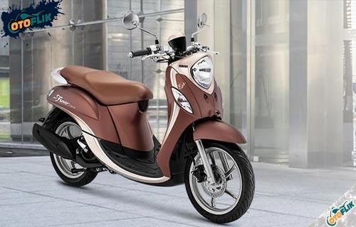 Harga Yamaha Fino vs Honda Scoopy
