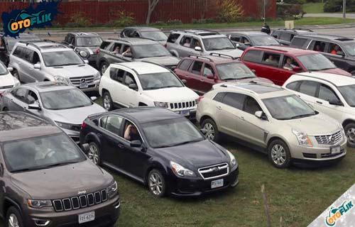 Hindari Parkir di Area Pemancar