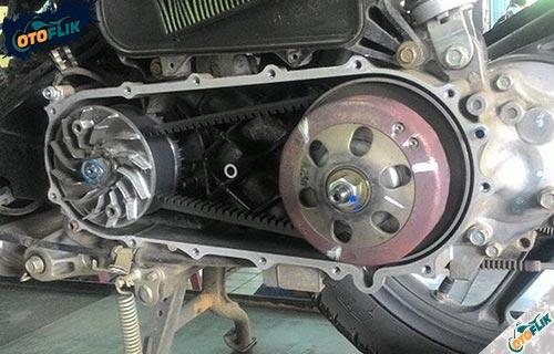 Kegunaan Vanbelt Matic Yamaha