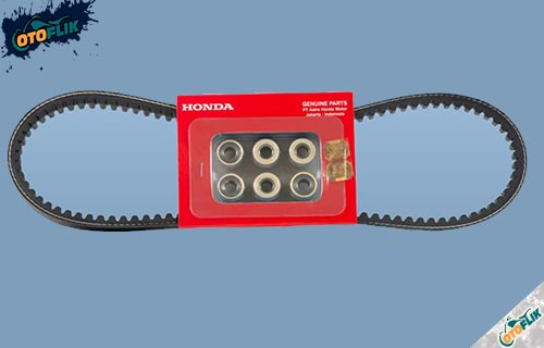 Kode V Belt Motor Matic Honda Fullset