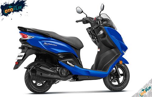 Pearl Suzuki Medium Blue