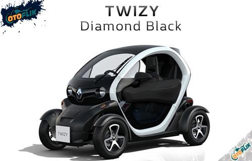 Renault Twizy Diamond Black