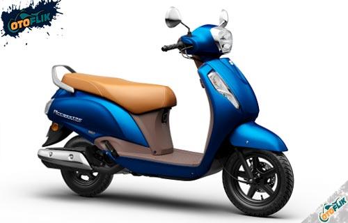 Review Suzuki Access 125