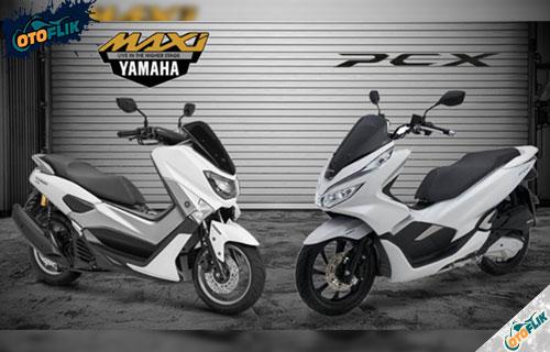 Spesifikasi Yamaha Nmax vs Honda PCX