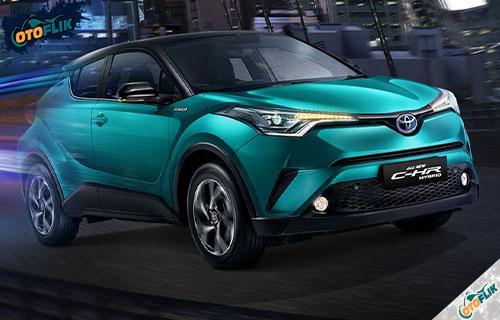 Toyota C HR Hybrid