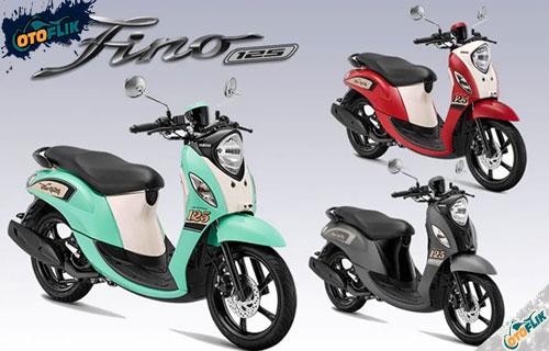 Varian Yamaha Fino vs Honda Scoopy