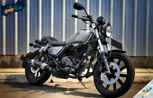 Benelli Motobi 200 Evo