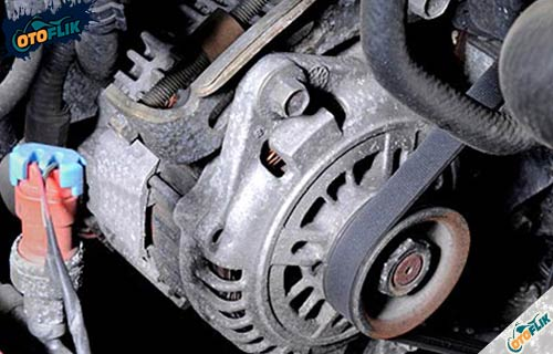 Cara Cek Kondisi Alternator Mobil Manual