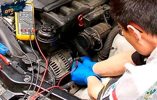 Cara Cek Kondisi Alternator Mobil dengan Multitester