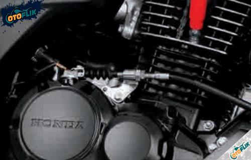 Dapur Pacu Honda CB200X