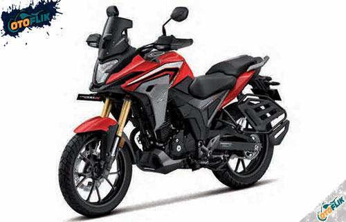 Desain Honda CB200X