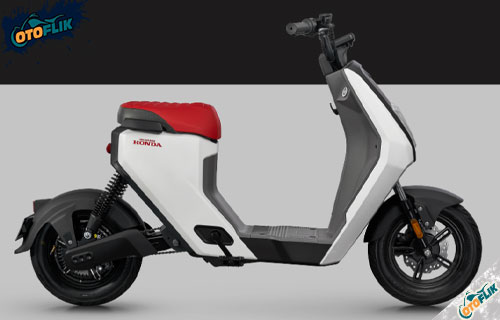 Desain Honda U BE