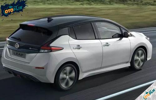 Eksterior Nissan Leaf