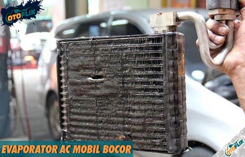 Evaporator AC Mobil Bocor dari Penyabab Cara Mengatasi