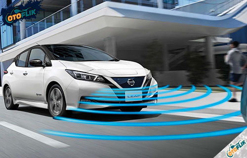 Fitur Nissan Leaf