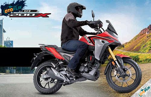 Harga Honda CB200X