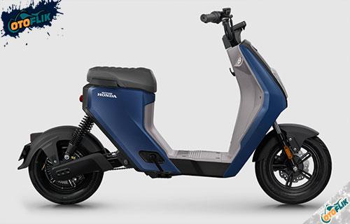 Honda U BE Biru