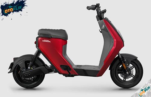 Honda U BE Merah