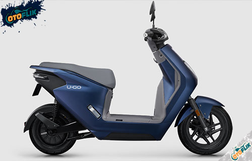 Honda U GO Biru