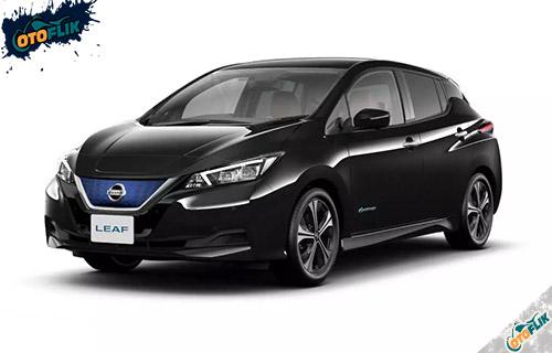 Nissan Leaf Black Star