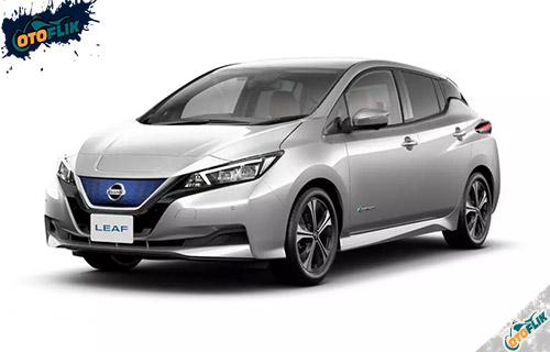 Nissan Leaf Blade Silver