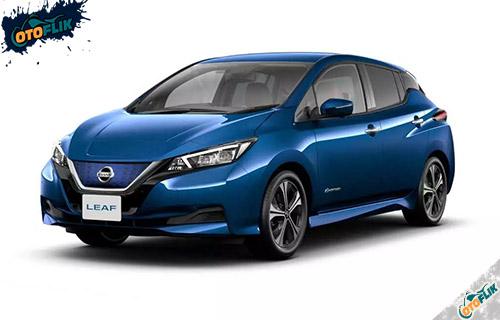 Nissan Leaf Night Blue