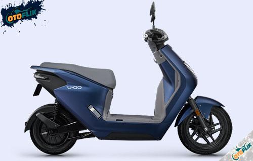 Review Honda U GO