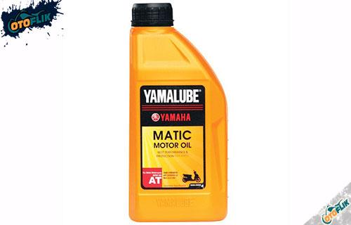 Yamalube Matic Motor