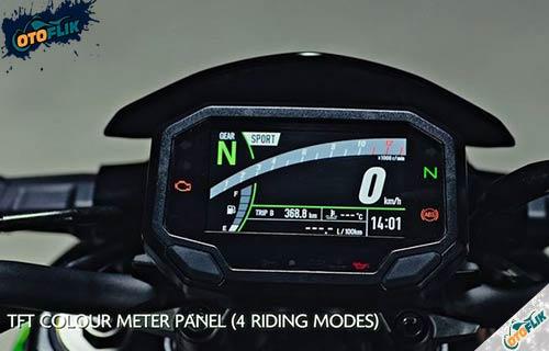 Fitur Kawasaki Z900 Se
