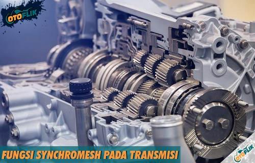 Fungsi Synchromesh Pada Transmisi dari Cara Kerja Komponen